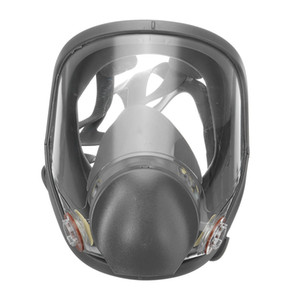 7 em 1 Full Face Gas automática Máscara Anti-fog 6800