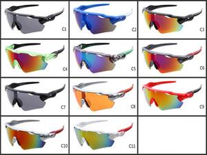 30PCS Brand Shade солнцезащитные очки для мужчин и женщин Открытый Спорт Dazzle Цвет очки очки Sun Glass 11 цветов