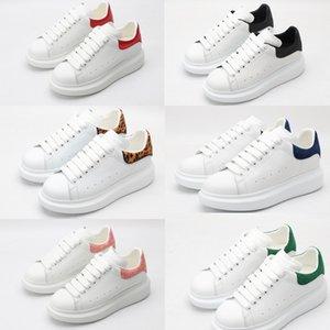 kutu 2020 tasarımcı moda lüks ile en kaliteliAlexander plaka-forme McQueensMcQueen erkekler kadınlar platform ayakkabılar sepetler spor ayakkabıları