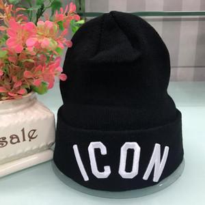 Top Verkauf ICON Wintermütze Kanada Marke BEANIE Männer Strickmütze klassische Sport Kalotte Frauen casual outdoor GOOSE Beanies