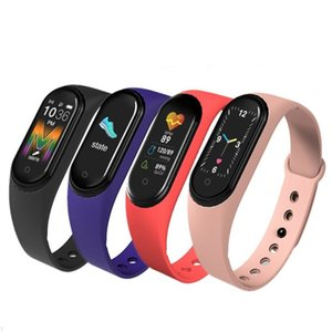 M5 Sport Fitness tracker call Watch Smartband Smart Bracelet Blood Pressure Heart Rate Monitor Smart band Wristband for phones
