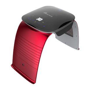 7 цветов Лечение кожи PDT привело Светотерапия LED Омоложение кожи Лечение акне машина Spa Главная использование с Hot Cold Spray Mode