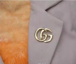 Mode Europe et Amérique du luxe Designer PINS Broches plaqué or des derniers Broches Pins pour Hommes Femmes pour soirée de mariage de Nice cadeau 5810