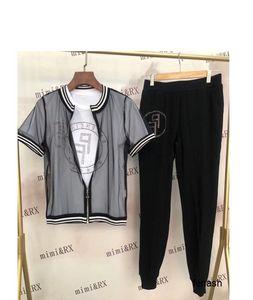 Takım elbise Harf Baskı Seksi Şort Beyzbol Suit Kadın Spor eşofman Koşu 040203 yazdır Serve