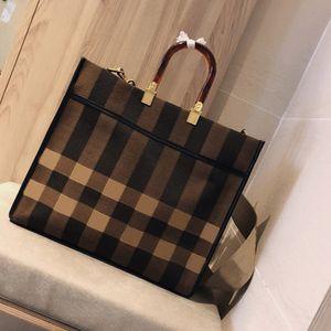 senhoras marca grande tote retalhos tamanho saco de compras 37 centímetros Designer bolsa mãe sacos de ombro bolsa de alta capacidade
