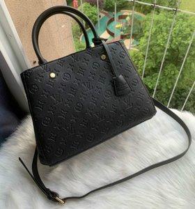 Borsa MessengerBag bag Square Classic 3 formati sacchetto di modo Nuove Top 5A qualità Vera pelle 41056 bovina di spalla del Fashion Borsa delle donne
