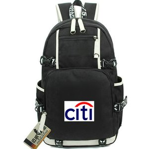 Pacote de dia Citibank Melhor mochila de cidade de qualidade Mochila de banco Mochila de computador Mochila de computador Saco de escola de esporte Fora mochila de porta