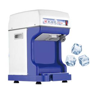 Sıcak satış Kar kar buz makinesi büyük Ticari Elektrik Elektrik Buz Kırıcı ezilmiş Machin buz tıraş ezilmiş