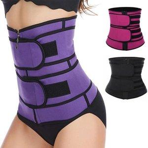 Sweat Slimming Sports Fitness Neoprene Shaper Corset Trimmer Belt Waist Trainer1