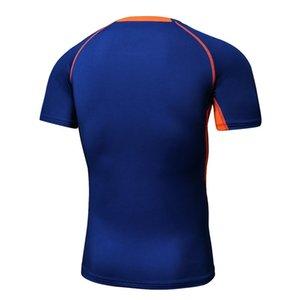 Новый стиль Человек футбол Джерси Спорт Tshirt 3D моды Хорошее качество Интернет продажа 68