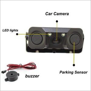 1 video Parking Sensör Ip67 Su geçirmez Lens Hd Dikiz DC12V DHL yılında Sensör Pz451 1 / 3cmos Yüksek -Definition Görüntü Chip 2 ile Araç Kamera