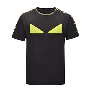 Fashion mens tshirt new summer designer t shirt European American popular BOSSprinting T-shirt men women couples luxury t-shirt M-3XL 5QW