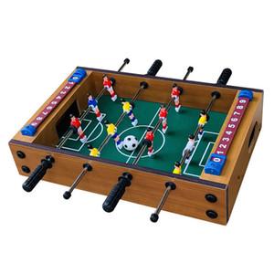 4PCS Masa Futbolu Pratik Aydınlatma Masa Oyunu Futbol Masa Eğlence Futbol Aracı Kid Çal Oyuncak Ekipmanları Dayanıklı