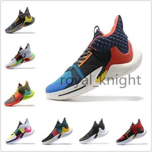 Noticias de 21 años ¿Por qué no zapatos de baloncesto para hombres zapatillas 0.2 Russell Westbrook II zer0.2 zapatillas cero 2 zapatillas de deporte originales tamaño 40-46