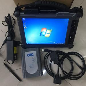 GTS TIS 3 OTC сканер Последние V13.00.022 Для Toyota IT3 Сканер Auto Diagnostic Tools с IX104 I7 ноутбук и 240GB HDD