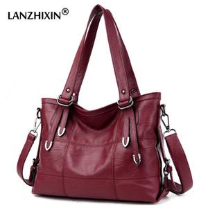 Женщины искусственная кожа сумки дизайнер мягкие сумки на ремне для женщин сумки посыльного Crossbody Bagstop-ручка сумки Bolsa 3098 Y19061705