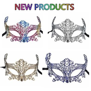 Seksi Vintage Masquerade Dans Göz Topu Parti Fantezi Elbise Cadılar Bayramı Partisi Dantel Maskeler Parti Malzemeleri Maske maske