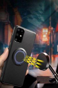 TPU anello magnetico casi porta cellulare per Samsung Galaxy S20 A71 Huawei P40 Iphone 11 Pro redmi nota 9 Covers 8T armatura