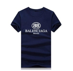 2020 Erkek Tasarımcılar T Gömlek Yeni Erkek Giyim Yaz Casual Streetwear Markalar Gömlek Erkekler ve Kadınlar Lüks Gömlek En