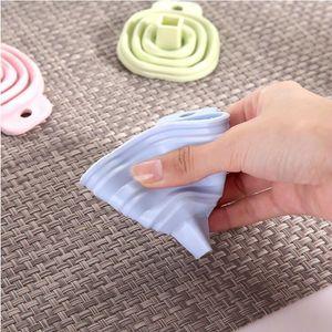 Can flexible gel de silice Entonnoir