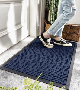 Outdoor rubber dust mat Suitable for hotel, bedroom, living room, bathroom, dust mat