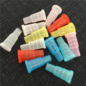 Hookah Shisha Teste Dedo Tampa Da Ponta Do Gotejamento 510 Plástico Descartável Bocal Dicas de Boca Individual Saudável pacote