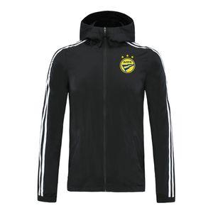 BATE Borisov jacket hoodie Windbreaker tracksuits mens soccer jerseys Active windbreaker hoodies football sports winter coat Men's Jackets