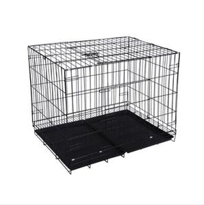 Multi 2 Двери Большой Средний Средний Маленький Собальный Носитель Носитель Складной Перенапряжение Кошка Собака Кейдж Кейп Масштаб Сайлит Pet Crate Home Gare Ha149