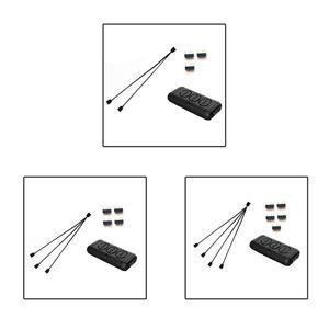 FÜR FRGB / ARGB Controller Fans Gehäuselüfter RGB Verfärbung Ausgestattet mit Multi-Point-Verlängerungskabel
