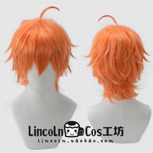 Spedizione gratuita Angel of Death Edward Mason Eddie Cosplay Hair Anime Costume Cosplay Wig