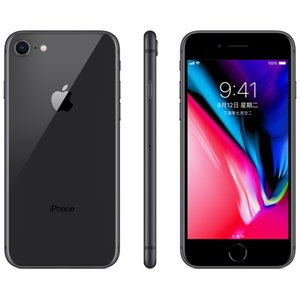 Refurbished Original Apple Iphone 8 8 Plus With Touch ID Unlocked Phone 64GB 256GB 12.0MP iOS 12 4.7 5.5 Inch