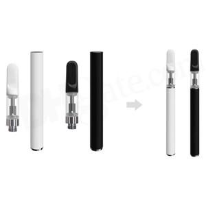 Toptan Boş Tek Kullanımlık Vape Kartuş 350 mAh Pil Elektronik Sigara Starter Kitleri 510 Vape Kartuşları En Çok Satan Atomizer ECIGS