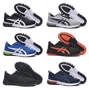 Gel-Quantum 90 Chegada Moda Gundam Sports Running Shoes por 90 preto branco do vermelho ao ar livre Sneakers Atlético alta qualidade dos homens