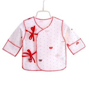 Kidlove Baby Infant Cartoon Printing Long Sleeve Gowns Top