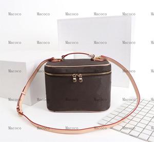 Voyage 42265 Nice BB Cometic сумка высокого качества дизайнер макияж сумка для женщин туалетные сумки мешка Мешком главный Tavel мешок День сцепления