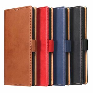Luxury Leather Case For Samsung Galaxy Note 10 Magnetic Wallet Flip Card Holder Stand Book Bag Note 10 Protection Cover Carcasa