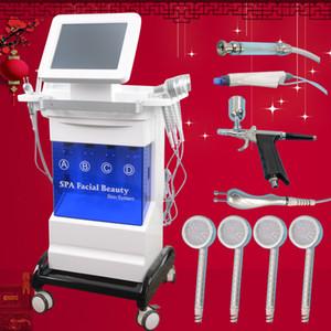 Wasser Dermabrasion Diamond Peeling Maschine Hydra Gesichts Sauerstoff Spray Diamond Dermabrasion Gesichts Hautpflege Haut Whitening Beauty Machine