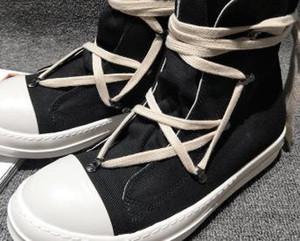 Designer- Original-TPU Fragrant Sohle Erdeton Vegan hoch oben echten Canvas-Sneaker Trainer Stiefel