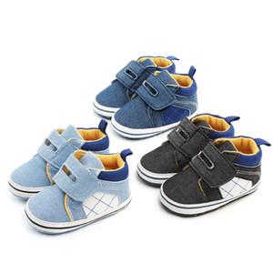 3-11M Neugeborenes Kind-Baby-Mädchen-Schuhe weiche Sohle Krippe Säuglingskleinkind Turnschuh-Anti-Rutsch-nette süße Tenis infantil Prewalkers