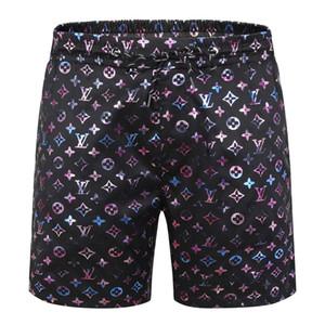 2020 Summer Swimwear Beach Pants Mens Board Shorts Black Men Luxury design Surf Shorts Swim Trunks Sport Shorts