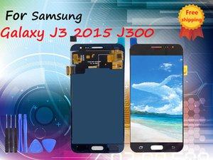 Good Quality LCD Display For Samsung Galaxy J3 2015 J300 J300F J300H High Quality LCD Display Touch Screen TFT brightness adjustable
