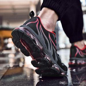 2019 autunno moda hovercraft sneakers da uomo scarpe da corsa in mesh intrecciato da uomo scarpe da uomo traspiranti alla moda scarpe fujian si