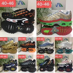 2019 Yeni koşu ayakkabıları raflar moda tasarımcısı tam renk eşleştirme yüksek kaliteli erkek spor ayakkabısı 40-46