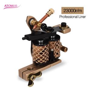Liner bobina tatuagem metralhadora 10 envoltório bobinas Body Art máquina de tatuagem equipamentos bobinas Body Art Tattoo Machine Equipment