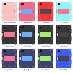 For Ipad 7th Generation 10.2 T510 ipad pro 11 mini 5 4 air 2 iPad pro 9.7 newiPad 9.7 2018 T387 T290 T307 Tablet PC Case Shockproof Cover