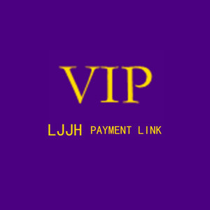 LJJH VIP Ödeme Bağlantısı Yalnızca Belirli Ödeme İçin Kullanım Özelleştirmek Öğe Marka Öğeleri Ödeme Linkleri HHA VIP