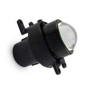 Phare avant halogène LED de phare cachait H8 H9 ampoule projecteur High High Beam antibrouillard assemblage maison objectif pour TOYOTA YARIS 2005 2018