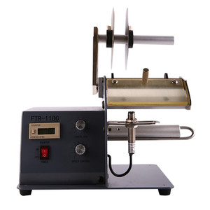 Free Shipping FTR-118C Label Stripping Machine Automatic Stripping Machine Product Bar Code Self-adhesive Commercial Stripping Machine