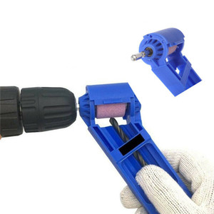 New Grinding Wheel Drill Bit Sharpener Electric Drill Grinding Machine Hand Tool Drill Bit Grinder