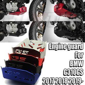 G310GS G310 GS 2017-2019 G 310 GS 17'-19' Motosiklet Şasi Sefer kızak plakası Motor Şasi koruyucu kapak Guard için